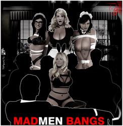 Mad Men Bangs by topgunLT1