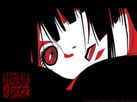 Jigoku Shoujo: Enma Ai by cagari