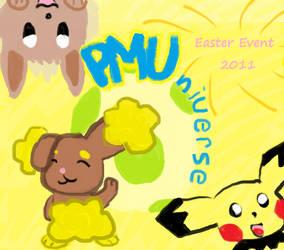 PMU-Easter 2011 by Giniqua