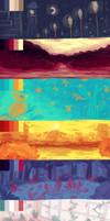Color Palette Practice