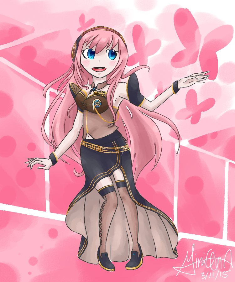 Luka V4X by Giniqua