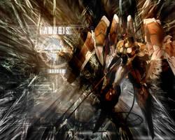 ZOE 2 Anubis by MetalForce