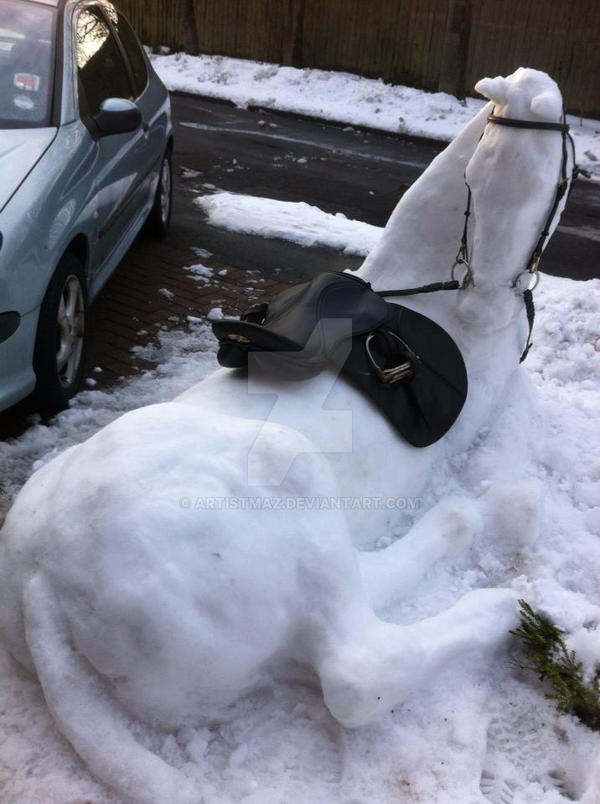 Snowball by ArtistMaz