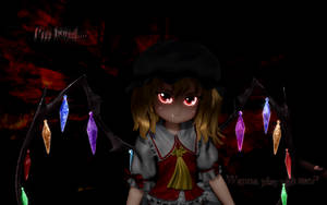 Flandre Wants to Play by Primantis