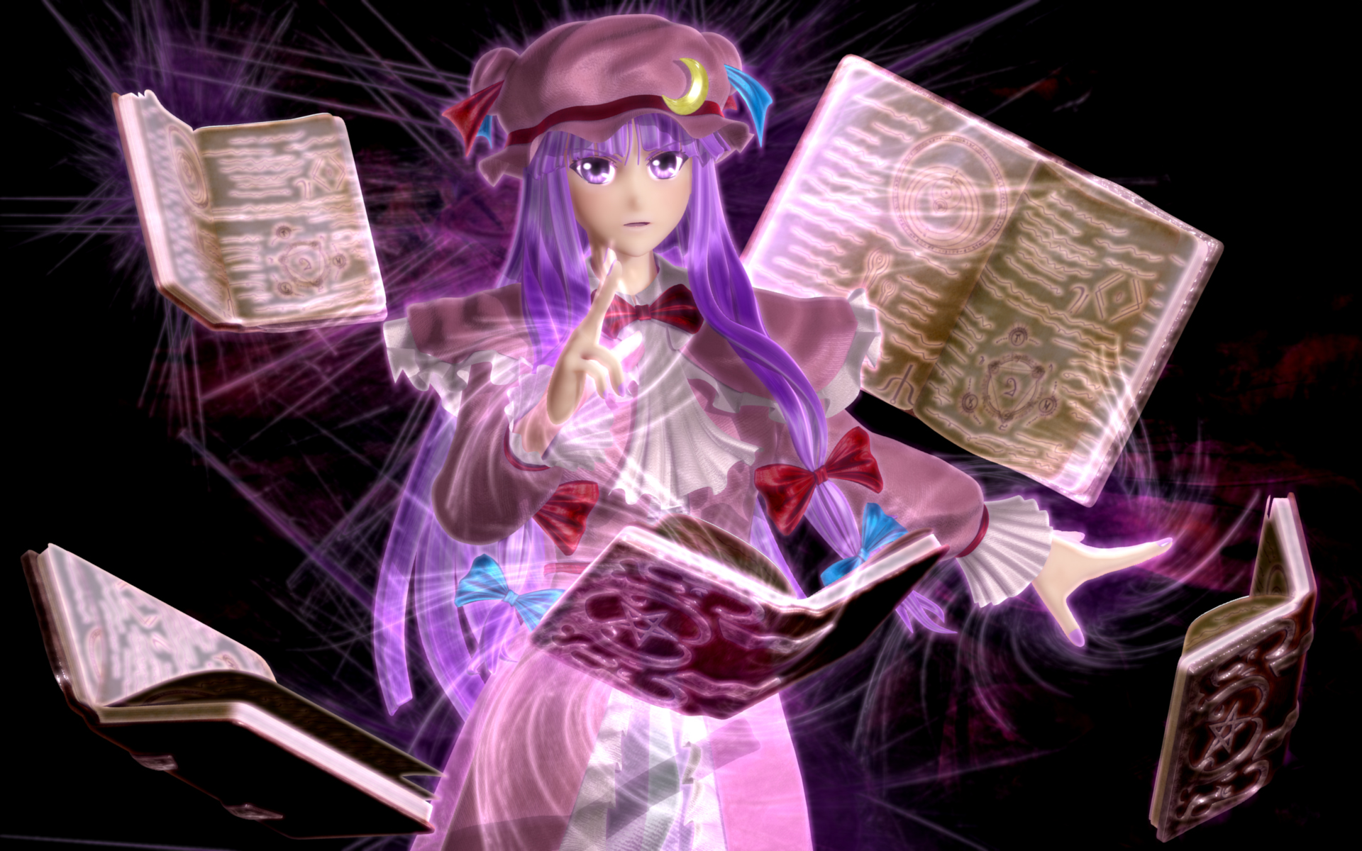 Patchouli Spellweaving by Primantis