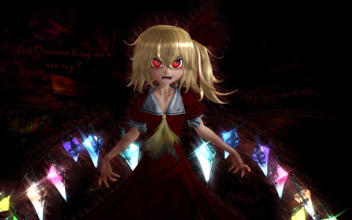 Flandre Needs a New Toy by Primantis