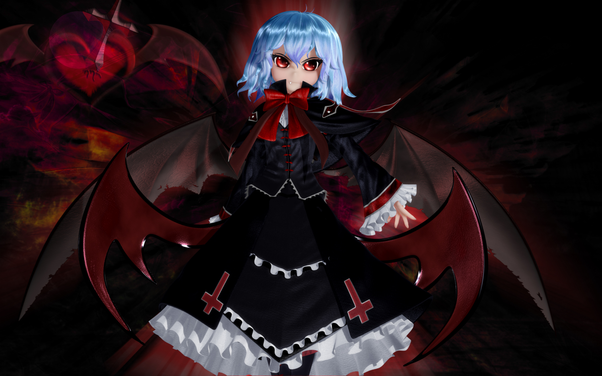 Remilia Alucard by Primantis