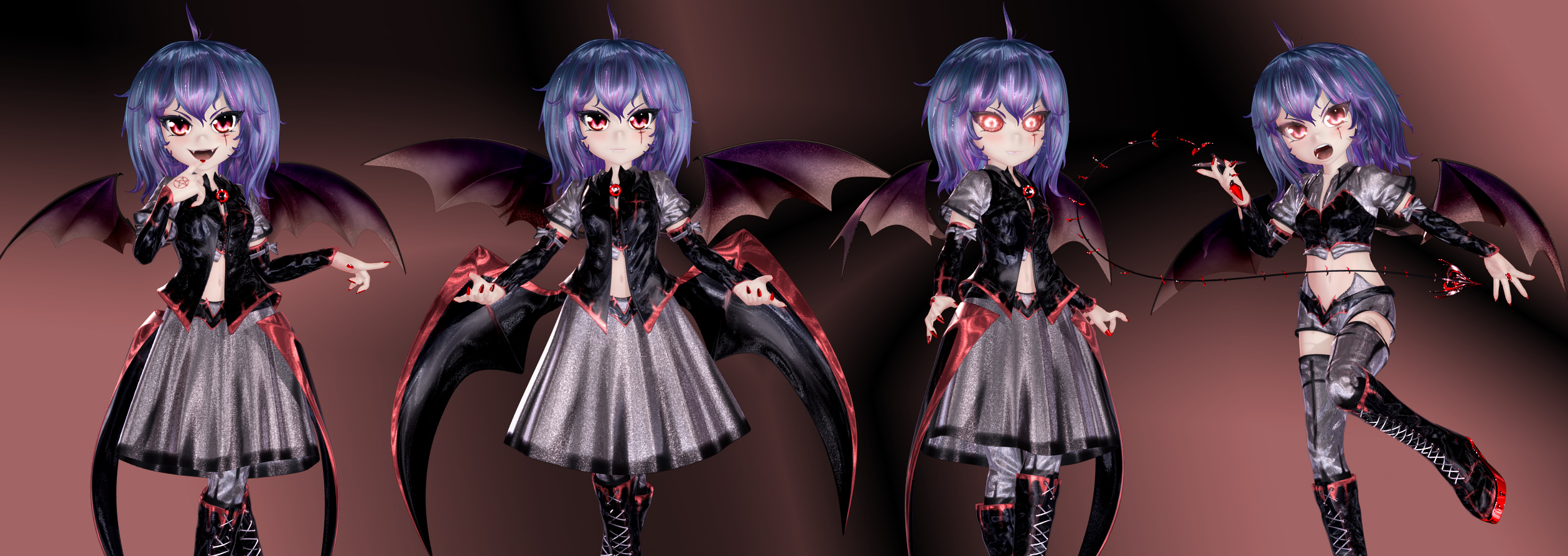 Phases of Remilia by Primantis