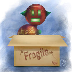 Fragile by Gothic007