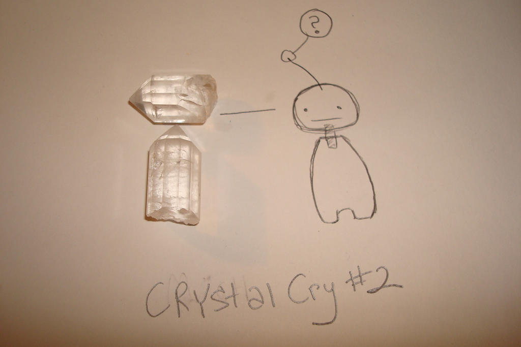 Crystal Cry saga 2 The breakening? WHY!? by TeganIrish