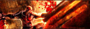 Kratos GOW3 Signature