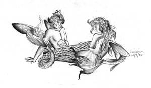 Sea-faeries