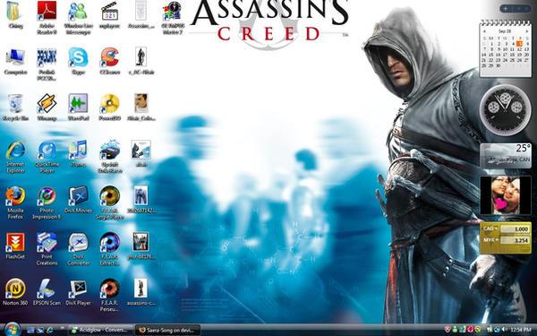 Assassin's Creed desktop