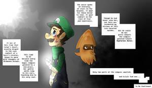 Super Luigi Volume 3: The Voice of a Princess