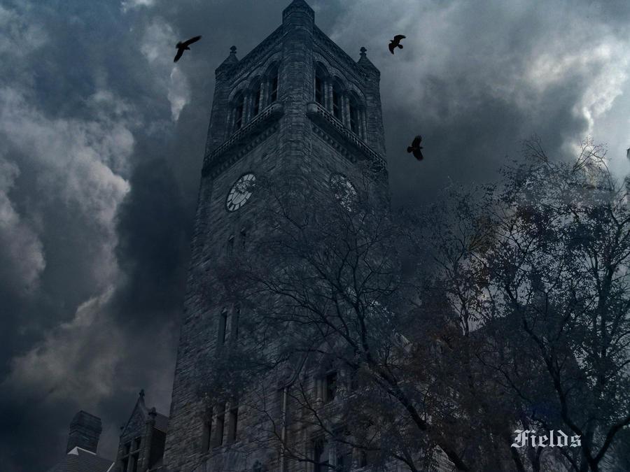 The Dark Tower by greyfortofmars