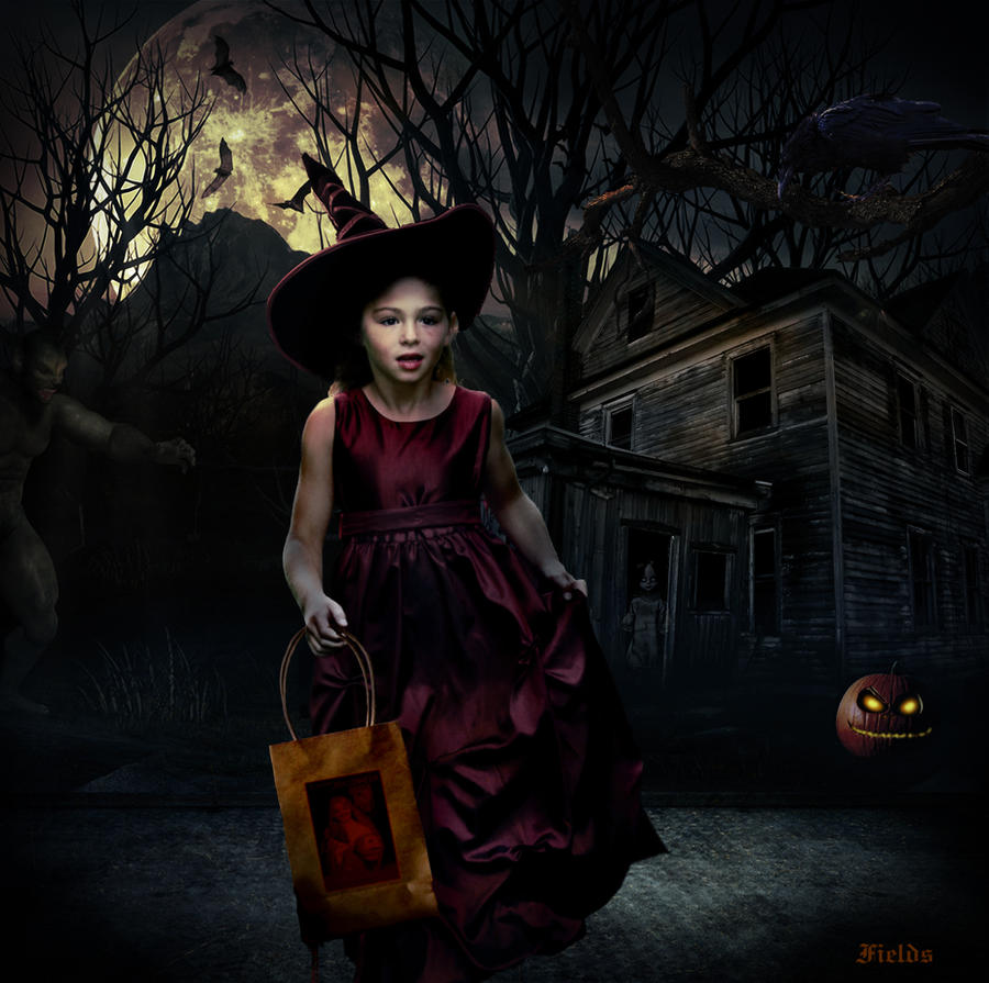 Halloween by greyfortofmars