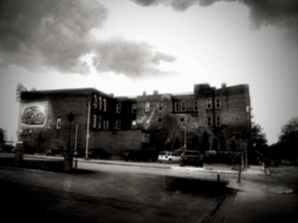 Street Of Broken Dreams by greyfortofmars