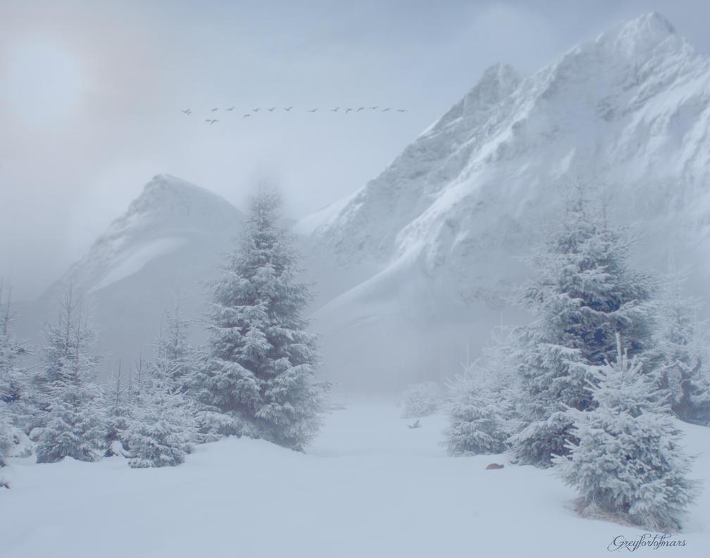 The Kingdom Of Cold by greyfortofmars