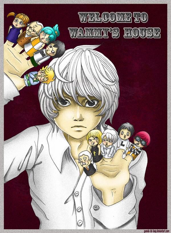 Which of the Death Note Wammy's Kids Are You Most Like?