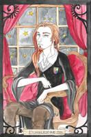 Young Dumbledore by Gueule-de-Loup