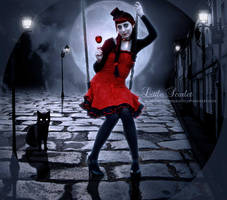 Little Scarlet... by PakinamElBanna