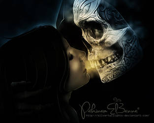 O Death, come near me by PakinamElBanna