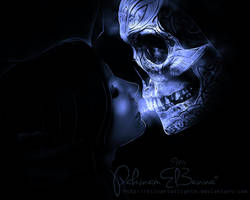 O Death, come near me (cold tones) by PakinamElBanna