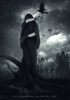 L'Arbre Nocturne by PakinamElBanna