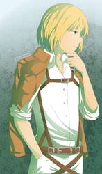 Older Armin by KatInATopHat