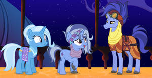 MLP (Next Gen) Great and Powerful Family