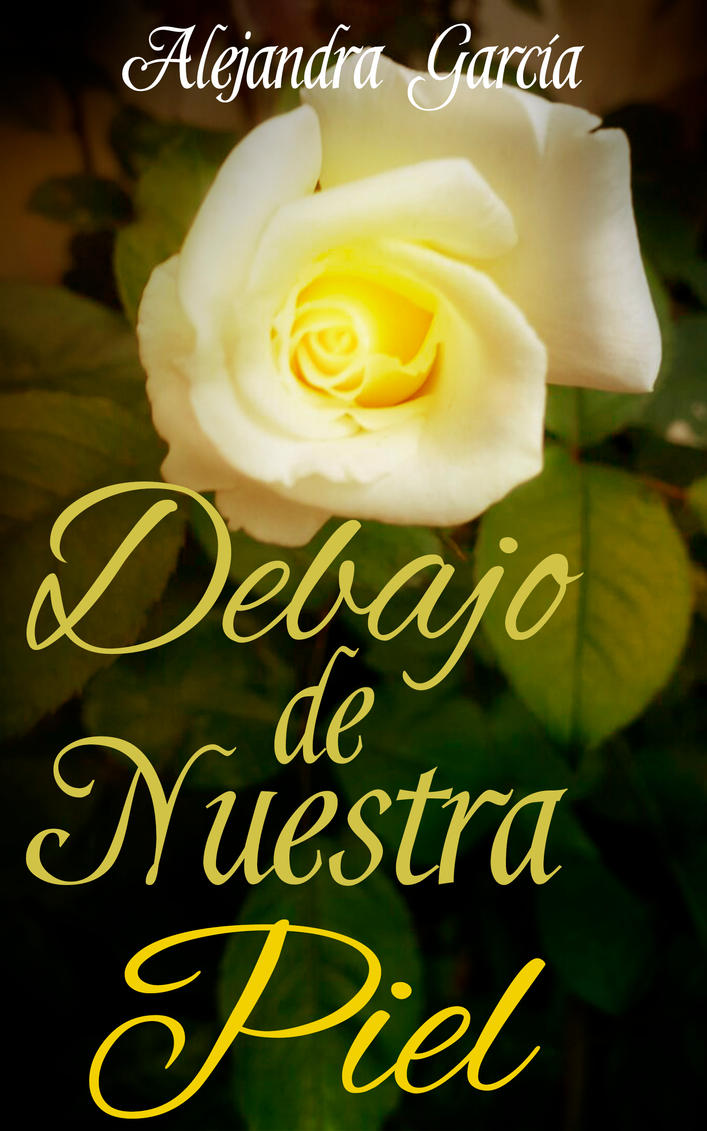 Cover of my new book/ SPANISH by meganekoveronica