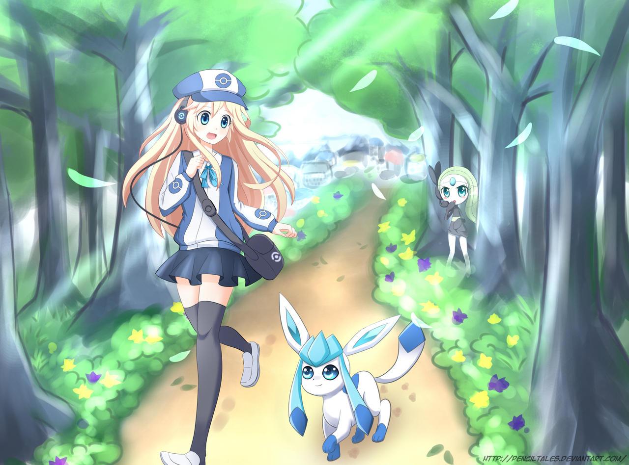 Výsledek obrázku pro pokemon journey deviantart