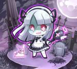Ami Chibi zombie