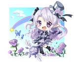 Chibi Magical Girl Umi