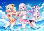 Magical Girl Beach