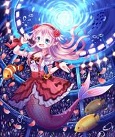 Mermaid Pop Idol by PixiTales