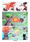 Pokemon: Melody's Adventures Comic page 9