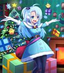 Merry Christmas Magical Girl Umi OC
