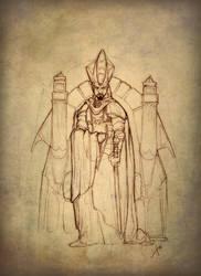 Throne sketch