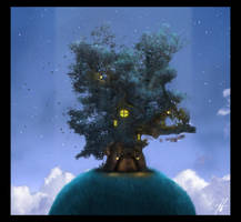 Moonlit 2 by Grimdar