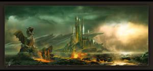 Base '24' - Lava Empire