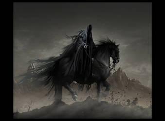 Servant of Death by Grimdar