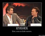 Chris and Tom: Eyesex