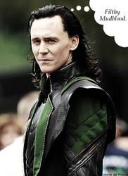 Loki is a Slytherin... by CABARETdelDIAVOLO