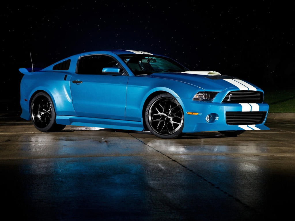 Ford-Mustang Shelby GT500 Cobra 2013 1600x1200F by f1hunor on DeviantArt