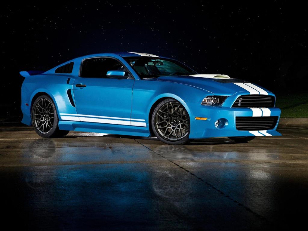 Ford-Mustang Shelby GT500 Cobra 2013 bodykit by f1hunor on DeviantArt