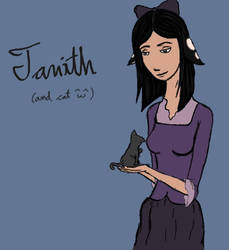 Sketch Request - Tanith