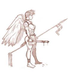 Angelic by ChildrenOfTheSea