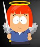 Eonwe South Park by Twinsene