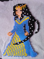 Varda Perler beads by Twinsene